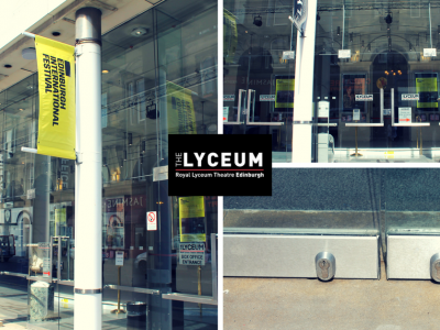 Manual Door Repair The Lyceum Edinburgh