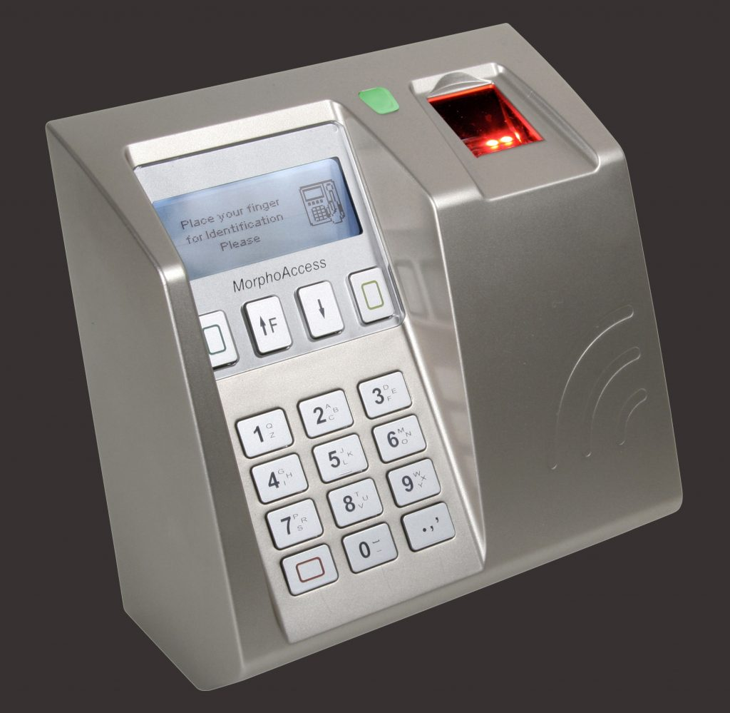 Biometric Fingerprint Access Access Control