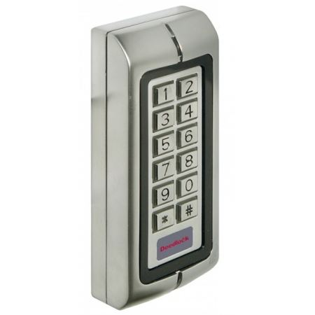 Keypad Entry System Access Control