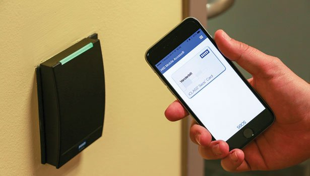 Access Control Mobile Phone Access
