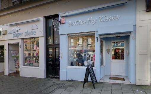 Paper Plane Glasgow Shops