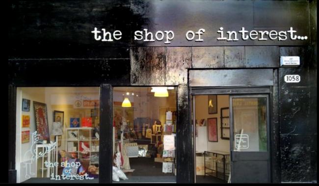 The Shop of Interest Glasgow Shops