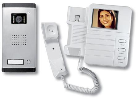 Video Entry System Access Control