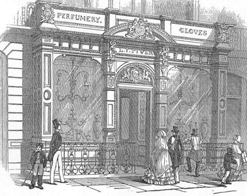 Victorian Shop Front