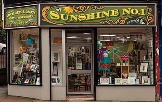 Sunshine No. 1 Glasgow Shops