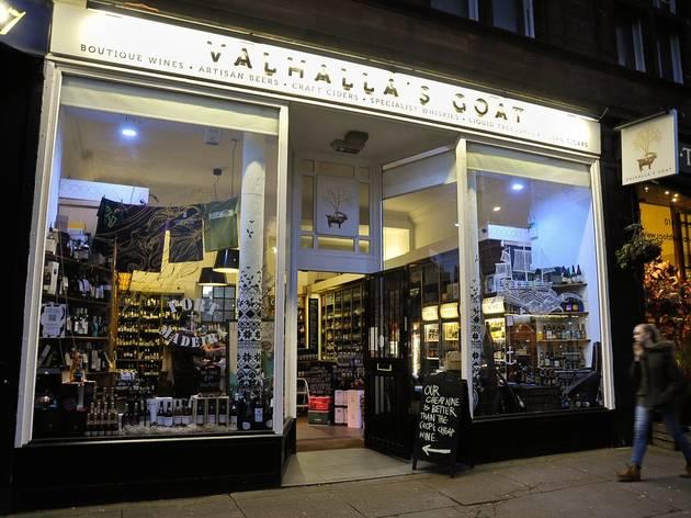 Valhallas Goat Glasgow Shops