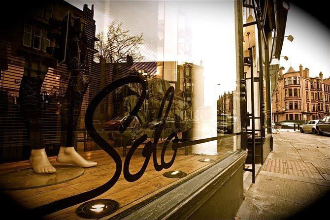 Solo Boutique Glasgow Shops