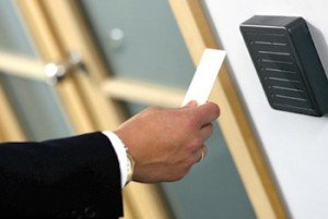 Access Control Automatic Door