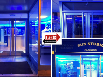 Manual-Doors-Tanning-Salon-East-Kilbride