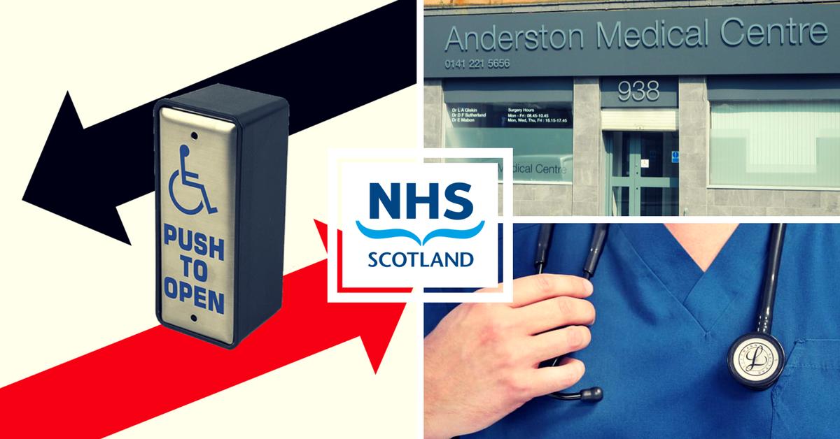 NHS - Public Sector Door Installations