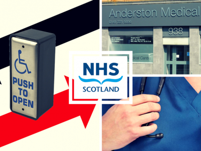 NHS - Public Sector Door Installations