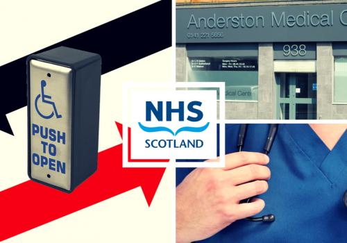 NHS – Public Sector Door Installations